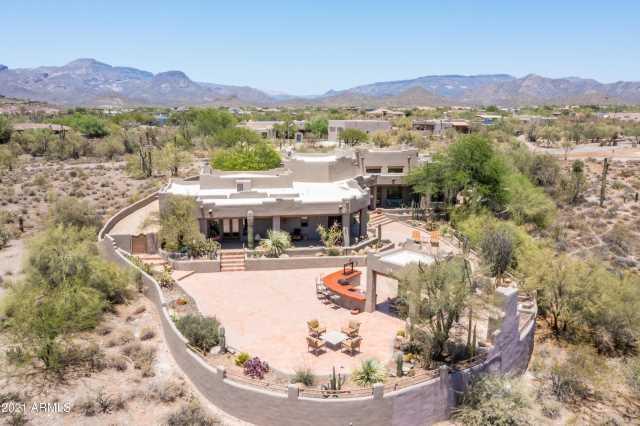 Photo of 5745 E Azure Hills Drive, Cave Creek, AZ 85331