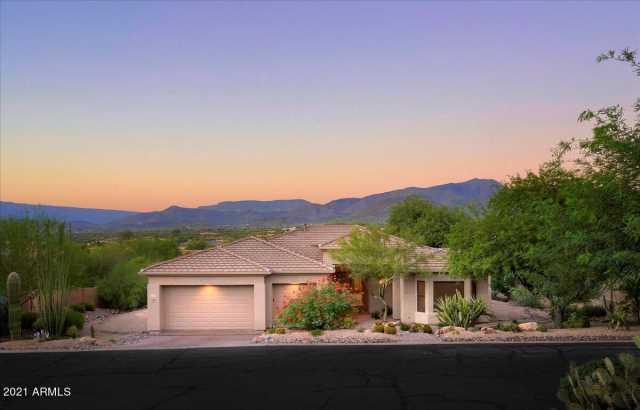 Photo of 7090 E RIDGEVIEW Place, Carefree, AZ 85377