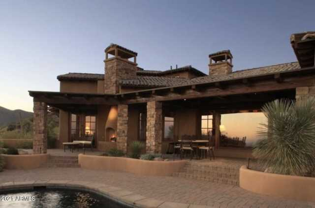Photo of 42411 N SAGUARO FOREST Drive, Scottsdale, AZ 85262