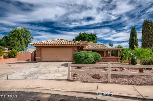 Photo of 6566 E RUSSELL Street, Mesa, AZ 85215