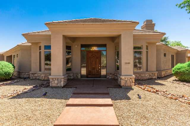 Photo of 2849 E VIRGO Place, Chandler, AZ 85249