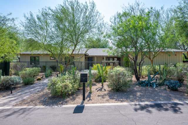 Photo of 5625 E LEWIS Avenue, Scottsdale, AZ 85257