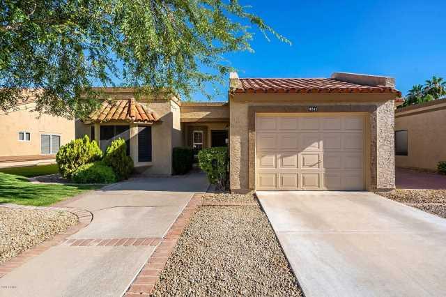 Photo of 9741 W ROCKWOOD Drive, Peoria, AZ 85382