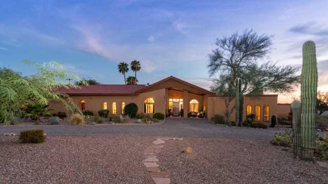 Photo of 8317 E WILLETTA Street, Mesa, AZ 85207