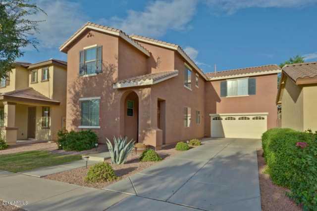 Photo of 2065 S MARTINGALE Road, Gilbert, AZ 85295