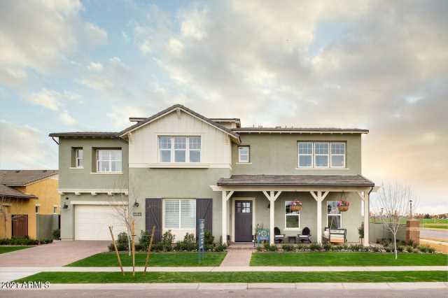 Photo of 3361 E SAGEBRUSH Street, Gilbert, AZ 85296
