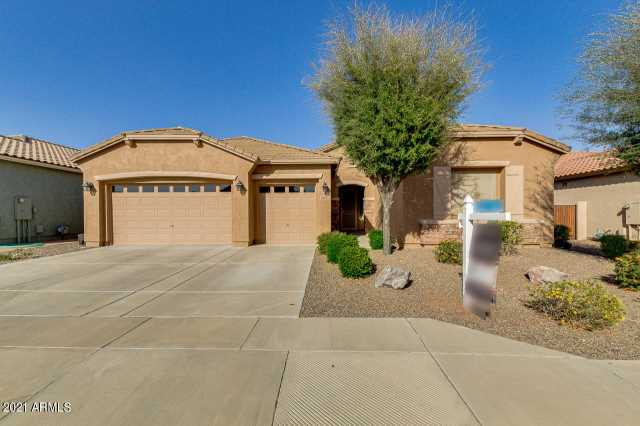 Photo of 18160 W Echo Lane, Waddell, AZ 85355