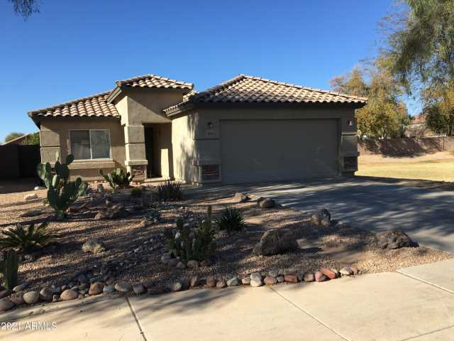 Photo of 4168 E SILVERBELL Road, San Tan Valley, AZ 85143