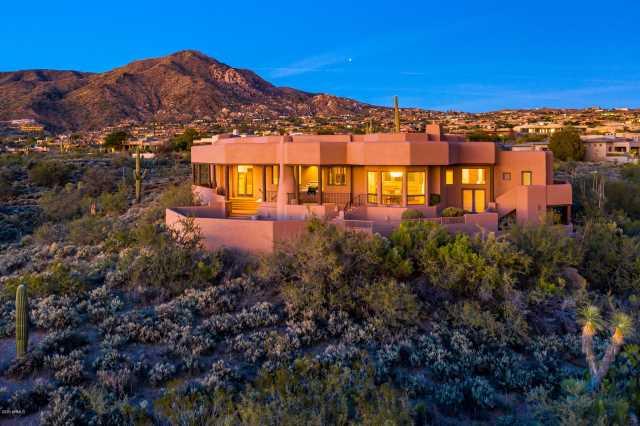 Photo of 10907 E FORTUNA Drive, Scottsdale, AZ 85262