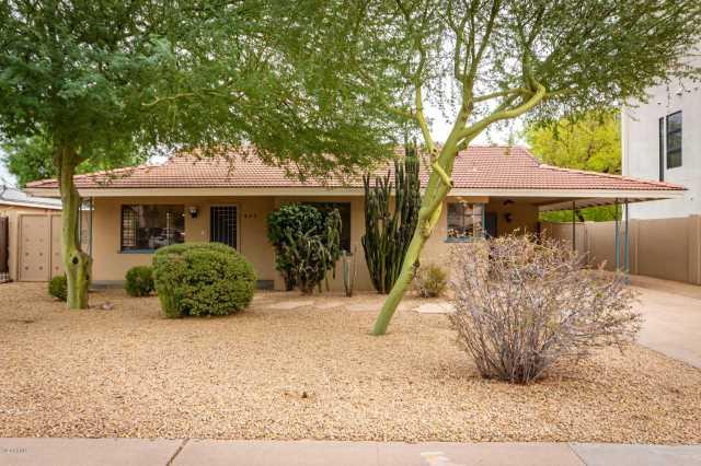 Photo of 407 S ROOSEVELT Street, Tempe, AZ 85281