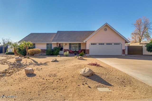 Photo of 1317 E KRAMER Circle, Mesa, AZ 85203