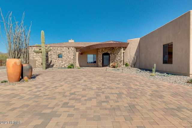 Photo of 41909 N FLEMING SPRINGS Road, Cave Creek, AZ 85331