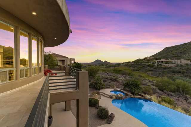 Photo of 9628 N SOLITUDE Canyon, Fountain Hills, AZ 85268