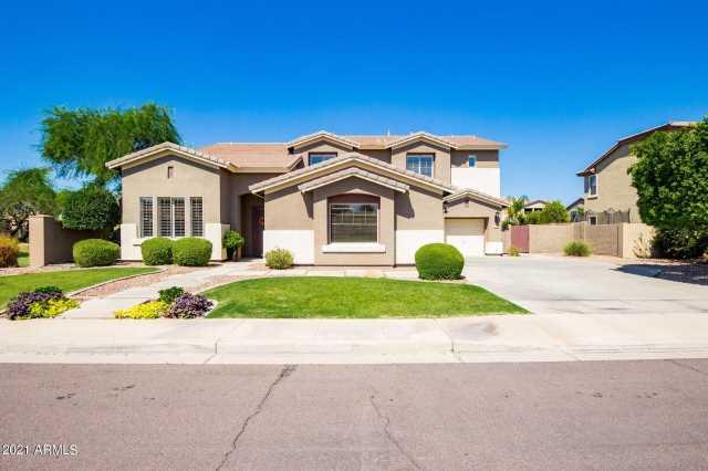 Photo of 2394 E TONTO Place, Chandler, AZ 85249