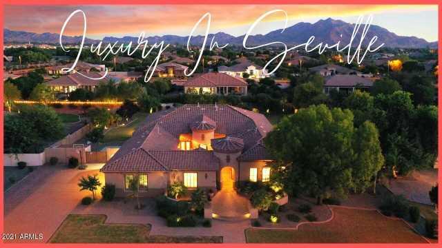 Photo of 4631 E SPORTS Drive, Gilbert, AZ 85298