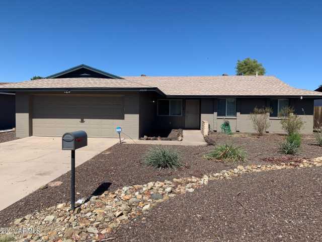 Photo of 3614 W MERCER Lane, Phoenix, AZ 85029