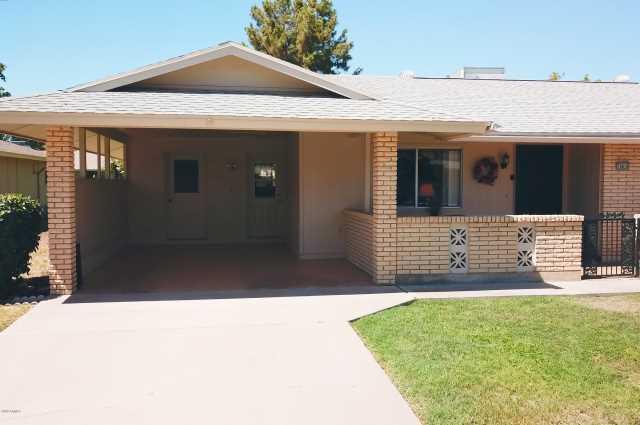 Photo of 10816 W CARON Drive, Sun City, AZ 85351