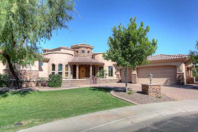 Photo of 4364 E VIRGO Place, Chandler, AZ 85249