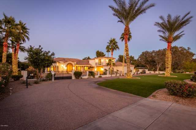Photo of 4940 E MOCKINGBIRD Lane, Paradise Valley, AZ 85253