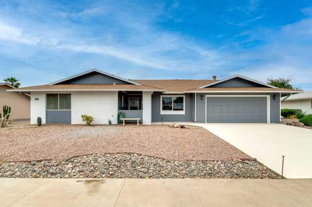 Photo of 18814 N WELK Drive, Sun City, AZ 85373