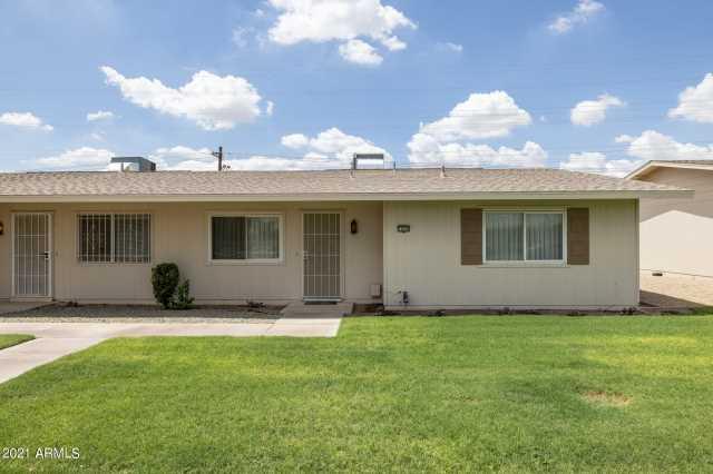 Photo of 13676 N GARDEN COURT Drive, Sun City, AZ 85351