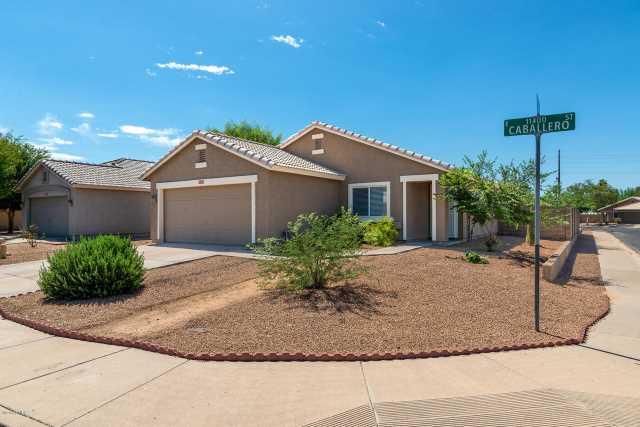 Photo of 11415 E CABALLERO Street, Mesa, AZ 85207