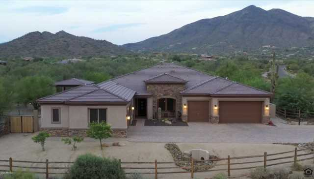 Photo of 5290 E NEW RIVER Road, Cave Creek, AZ 85331