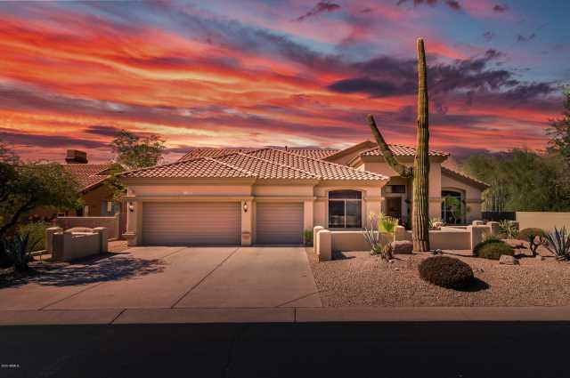 Photo of 13670 E GERONIMO Road, Scottsdale, AZ 85259