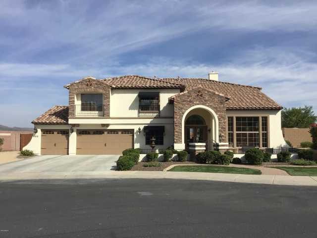 Photo of 9856 W EAGLE TALON Trail, Peoria, AZ 85383