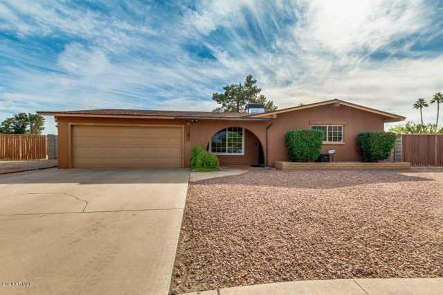 Photo of 5113 S FAIRFIELD Drive, Tempe, AZ 85282