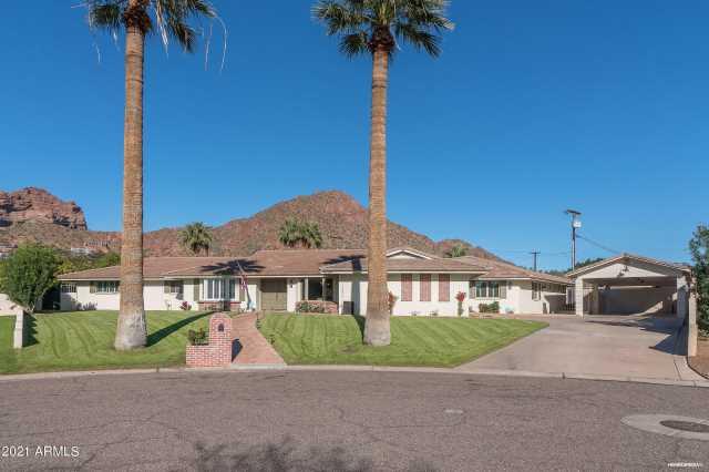 Photo of 4726 E MARIPOSA Street, Phoenix, AZ 85018