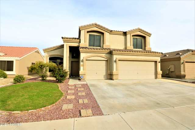 Photo of 12714 W BOCA RATON Road, El Mirage, AZ 85335