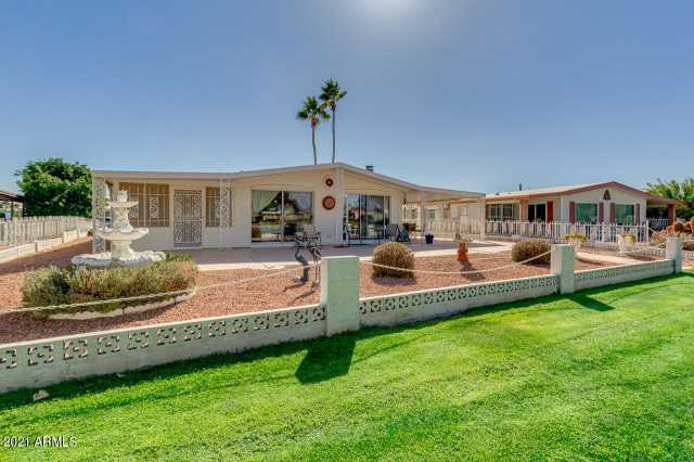 Photo of 9320 E LAKESIDE Drive, Sun Lakes, AZ 85248