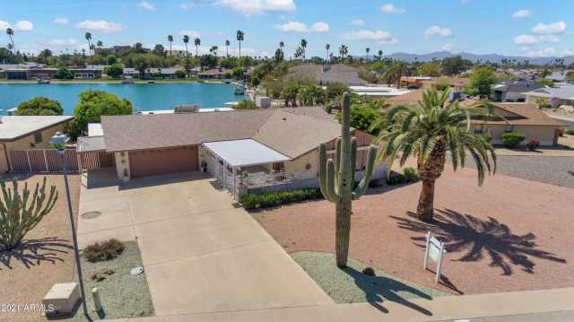 Photo of 13826 N Lakeshore Point, Sun City, AZ 85351