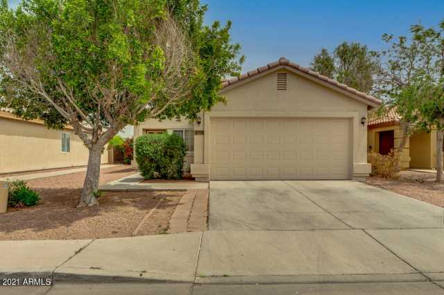 Photo of 12605 N EL FRIO Street, El Mirage, AZ 85335