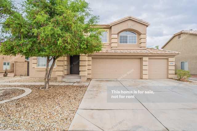 Photo of 12321 W CANTERBURY Drive, El Mirage, AZ 85335