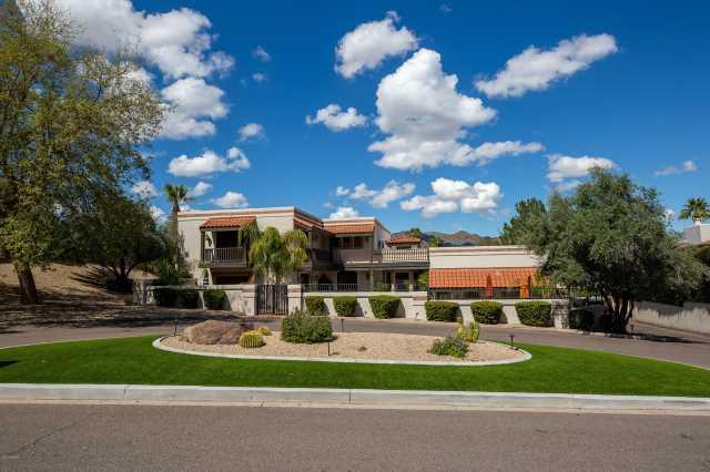 Photo of 4814 E MARSTON Drive, Paradise Valley, AZ 85253