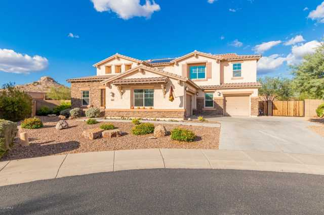 Photo of 13346 W JESSE RED Drive, Peoria, AZ 85383