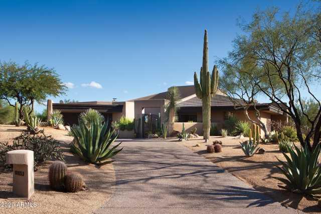 Photo of 10653 E TAMARISK Way, Scottsdale, AZ 85262