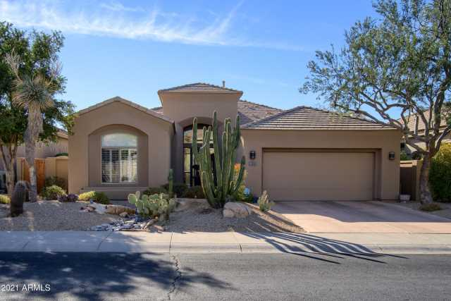 Photo of 7699 E FLEDGLING Drive, Scottsdale, AZ 85255