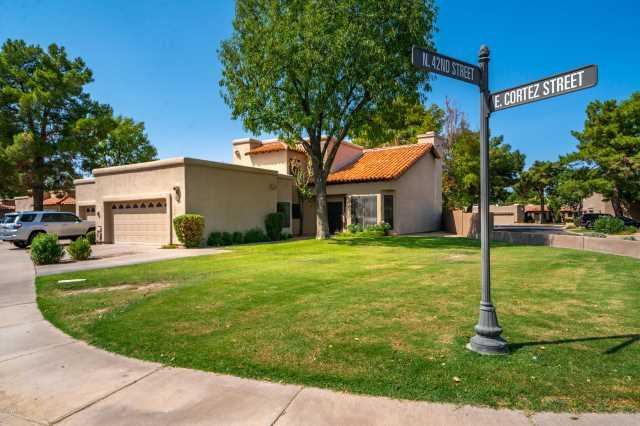 Photo of 4140 E CORTEZ Street, Phoenix, AZ 85028