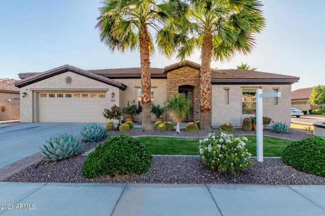 Photo of 5466 S ALMOND Drive, Gilbert, AZ 85298