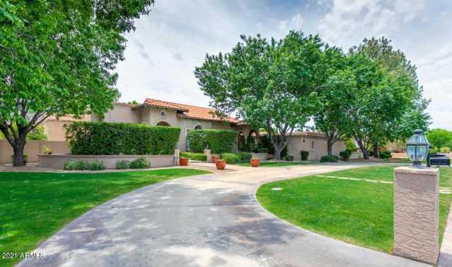 Photo of 3835 E MINTON Place, Mesa, AZ 85215