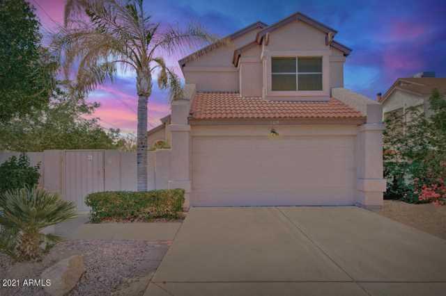 Photo of 609 E WESCOTT Drive, Phoenix, AZ 85024