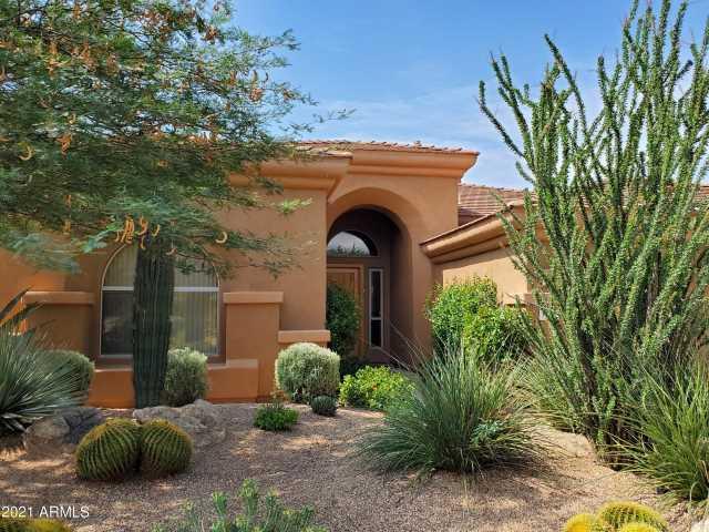 Photo of 8305 E BUTEO Drive, Scottsdale, AZ 85255
