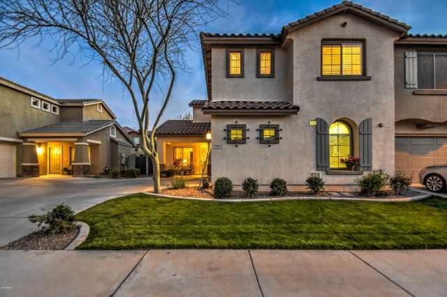 Photo of 1563 E ELGIN Street, Gilbert, AZ 85295