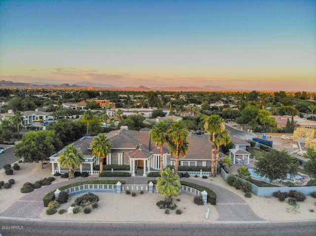 Photo of 6828 E Valley Vista Lane, Paradise Valley, AZ 85253