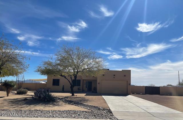 Photo of 24519 W DESERT VISTA Trail W, Wittmann, AZ 85361