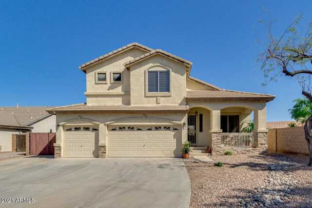 Photo of 11174 W MONTE VISTA Road, Avondale, AZ 85392