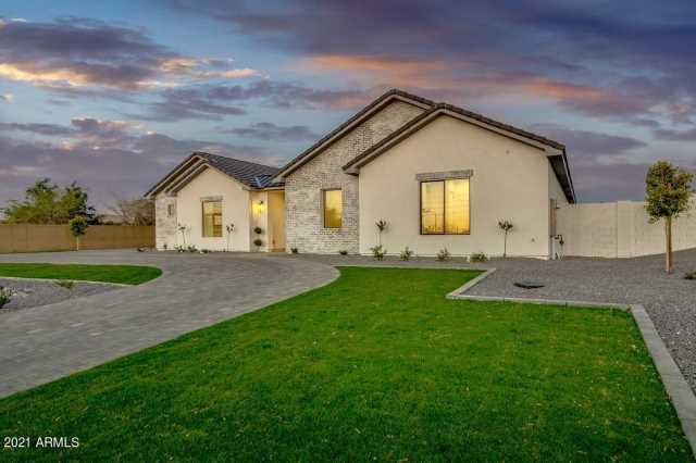 Photo of 7225 S TWILIGHT Court, Queen Creek, AZ 85142